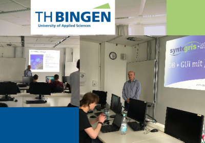 TH Bingen – Workshop (DB + GUI mit Java) – 24.05.2018